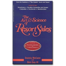The Art and Science of Resort Sales