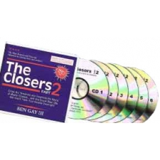 """The Closers Part 2"" on Audio CD"