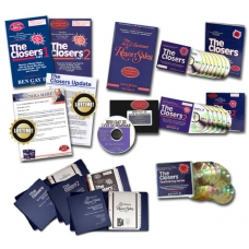 """The Closers"" Sales' Trainer Executive Package"